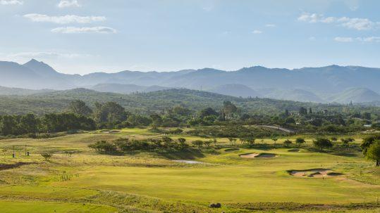 Hoyo 11 del Terrón Golf Club - Argentina Golf Destination